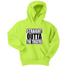 Load image into Gallery viewer, Straight Outta Theatre Youth Hoodie