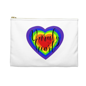 Unruly Heart Accessory Pouch