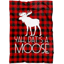 Load image into Gallery viewer, Dat's A Moose Blanket