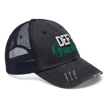 Load image into Gallery viewer, Defy Gravity Unisex Trucker Hat
