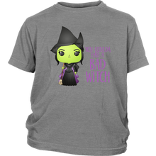 Load image into Gallery viewer, Bad Witch Youth T-Shirt