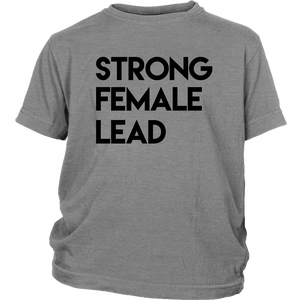 Strong Female Lead Youth T-Shirt