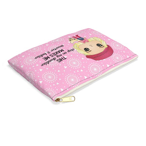 Elle Woods Accessory Pouch