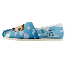 Load image into Gallery viewer, Beverly Bass Canvas Shoes