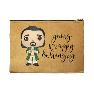 Young, Scrappy, Hungry Accessory Pouch