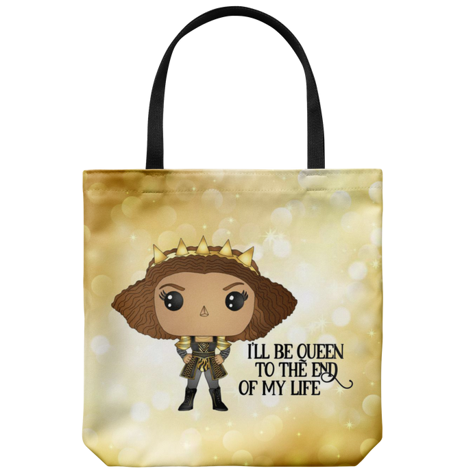 Catherine of Aragon Tote Bag