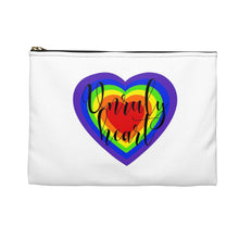 Load image into Gallery viewer, Unruly Heart Accessory Pouch