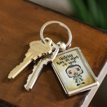 Load image into Gallery viewer, Hamilton Keychain