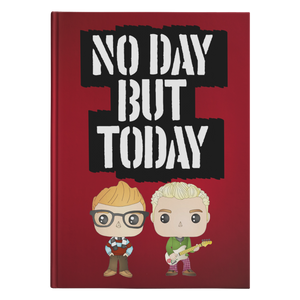 No Day But Today Hardcover Journal