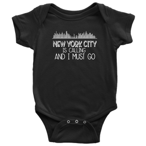 NYC is Calling Infant Bodysuit
