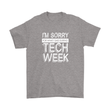 Load image into Gallery viewer, Tech Week Plus Size T-Shirt