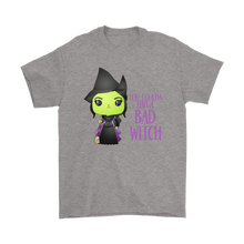 Load image into Gallery viewer, Bad Witch Plus Size T-Shirt