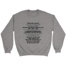 Load image into Gallery viewer, Hadestown Act Two Crewneck Sweatshirt