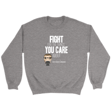 Load image into Gallery viewer, RBG Fight Crewneck Sweatshirt