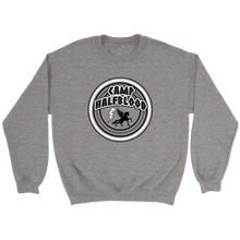 Load image into Gallery viewer, Camp Halfblood Crewneck Sweatshirt