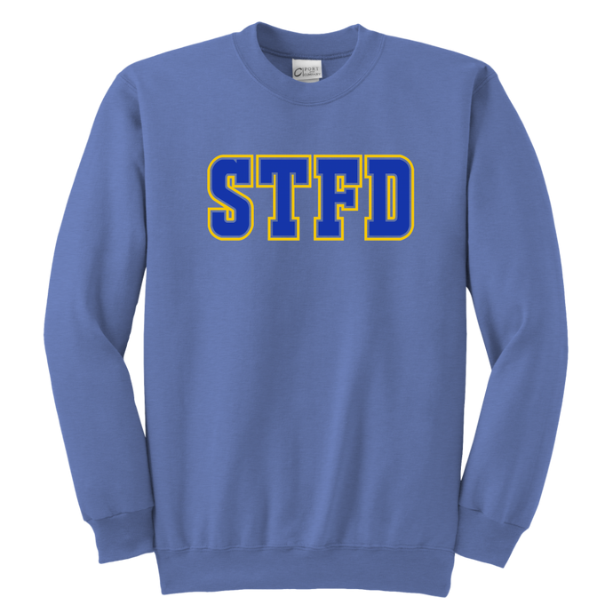 STFD Youth Crewneck Sweatshirt