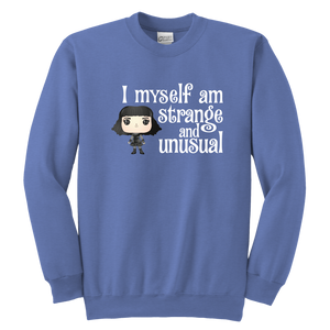 Lydia Strange & Unusual Youth Crewneck Sweatshirt