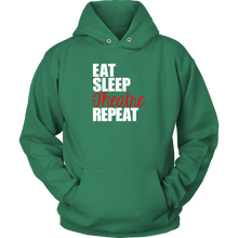Load image into Gallery viewer, Eat Sleep Theatre Hoodie