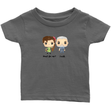 Load image into Gallery viewer, Persephone & Hades Infant T-Shirt