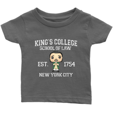 Load image into Gallery viewer, King's College Infant T-Shirt