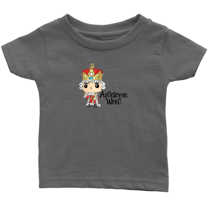 Awesome Wow Infant T-Shirt