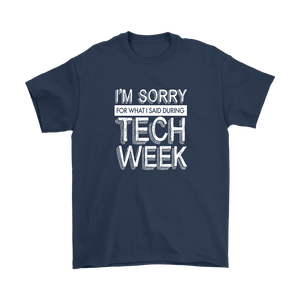 Tech Week Plus Size T-Shirt