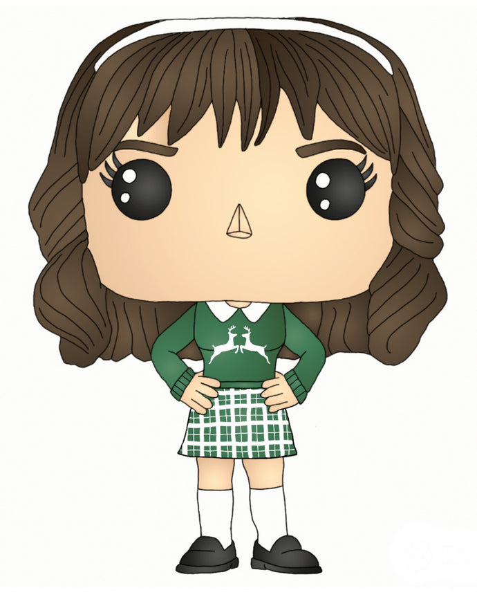 Rachel Berry Sticker