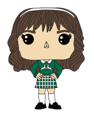 Rachel Berry Enamel Pin