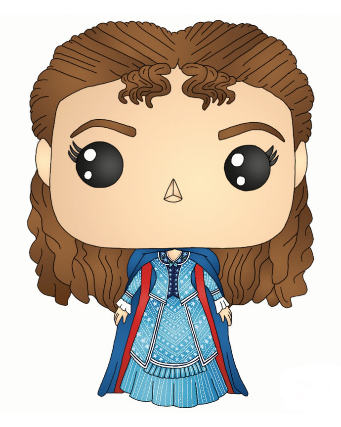 Christine Daae Sticker