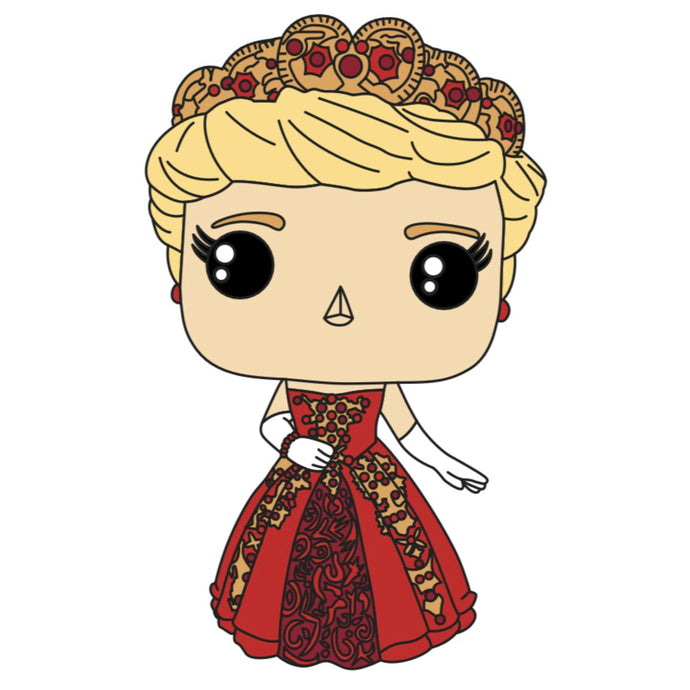 Anastasia (Red Dress) Enamel Pin