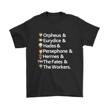 Load image into Gallery viewer, Hadestown Plus Size T-Shirt
