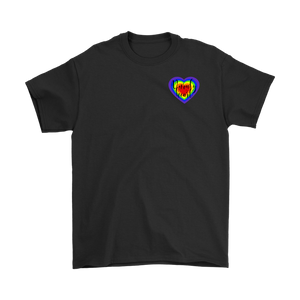 Unruly Heart Plus Size T-Shirt