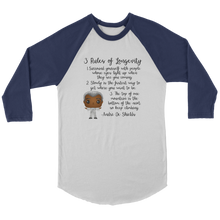 Load image into Gallery viewer, Andre De Shields Raglan T-Shirt