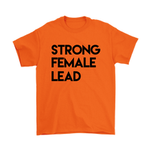 Load image into Gallery viewer, Strong Female Lead Plus Size T-shirt