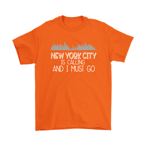 NYC is Calling Plus Size T-Shirt
