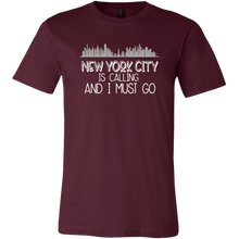 Load image into Gallery viewer, NYC is Calling T-Shirt
