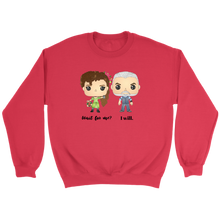 Load image into Gallery viewer, Persephone & Hades Crewneck Sweatshirt