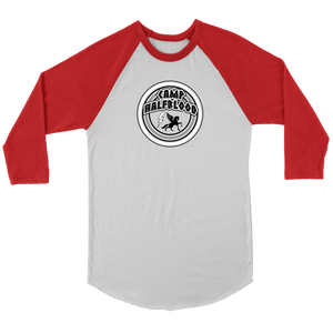 Camp Halfblood Raglan T-Shirt