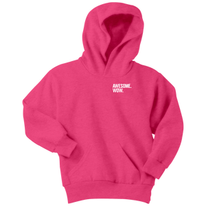 Awesome Wow Youth Hoodie