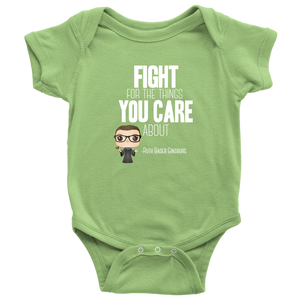 RBG Fight Infant Bodysuit
