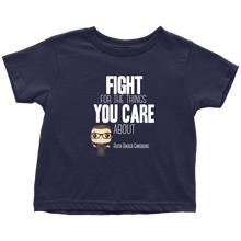 Load image into Gallery viewer, RBG Fight Toddler T-Shirt