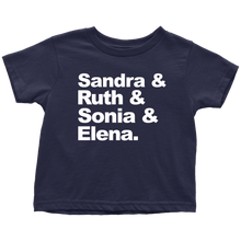 Load image into Gallery viewer, Supreme Court Toddler T-Shirt