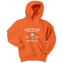 Load image into Gallery viewer, King's College Youth Hoodie