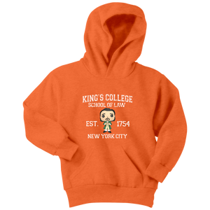 King's College Youth Hoodie