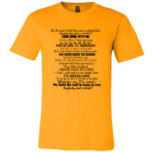 Load image into Gallery viewer, Hadestown Act One T-Shirt