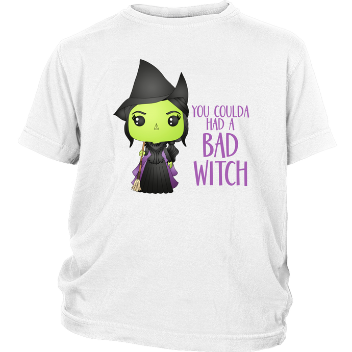 Bad Witch Youth T-Shirt