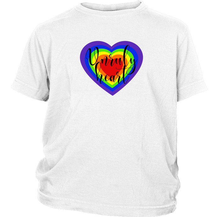 Unruly Heart Youth T-Shirt