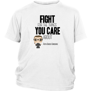 RBG Fight Youth T-Shirt