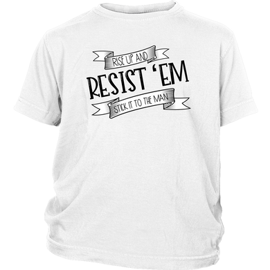 Resist Youth T-Shirt