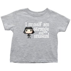 Lydia Strange & Unusual Toddler T-Shirt